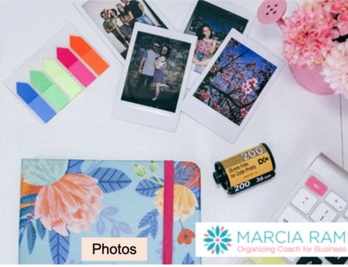 5-Minutes A Day Photo Organizing