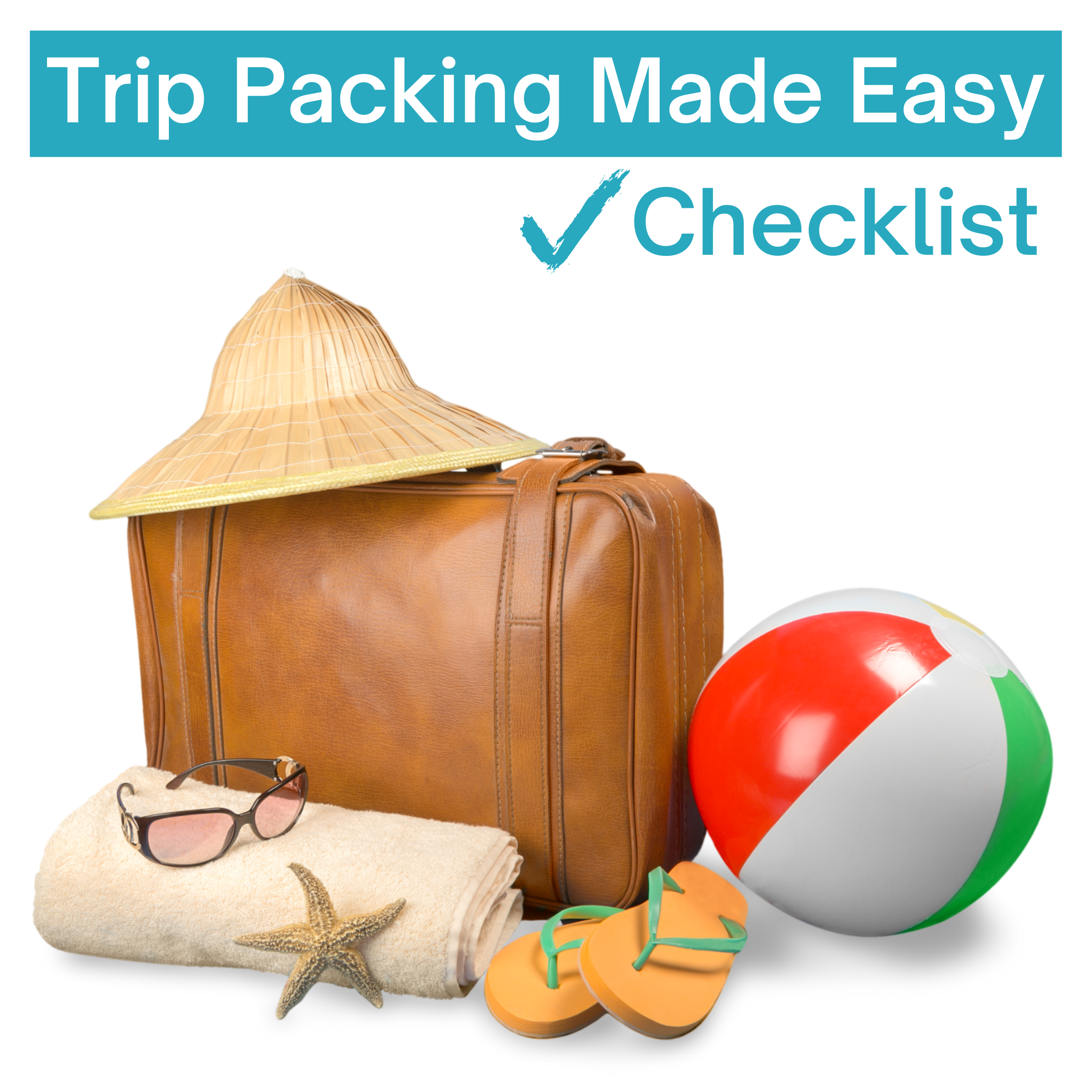 The 4 Day Trip Packing Checklist
