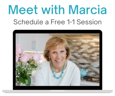 Meet with Marcia